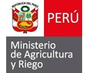 Logo Ministerio de Agricultura y Riego