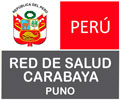 Convocatorias RED DE SALUD CARABAYA